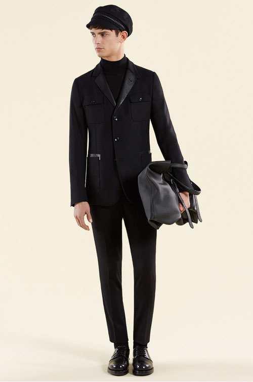 مدل لباس های پاییزه و زمستانه مردانه