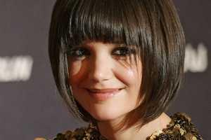 چهره دیدنی و شکسته شده کتی هولمز بازیگر زیباروی هالیوودی