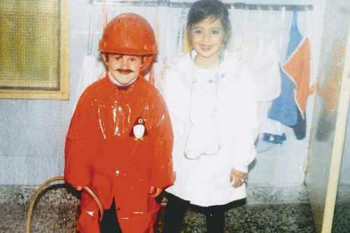 غوغایی که عکس کودکی مسی به راه انداخت