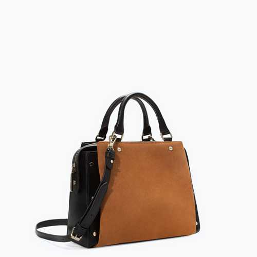مدل جدید کیف چرم زنانه در رنگ های مختلف