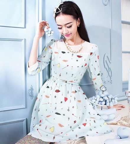 مدل های شیک و دخترانه لباس مجلسی جدید
