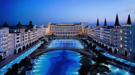 رونمایی لوکس ترین هتل های جهان + عکس