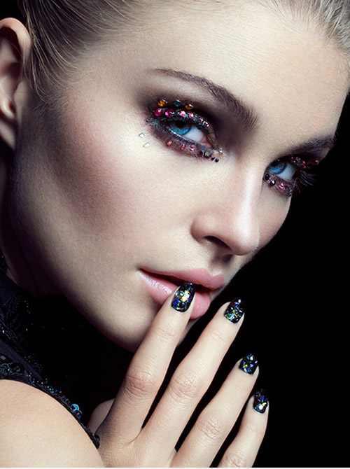 جدیدترین مدل های آرایش و میکاپ صورت