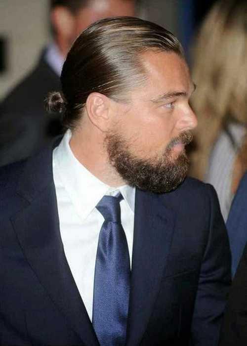 ریش بلند لئوناردو دی کاپریو بازیگر خوش چهره سوژه منتقدین شد + عکس