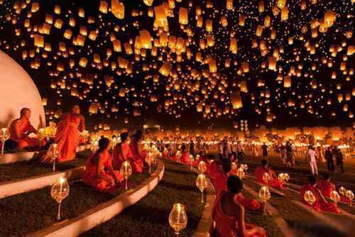 رونمایی جذاب ترین جشنوارههای مردمی جهان + عکس