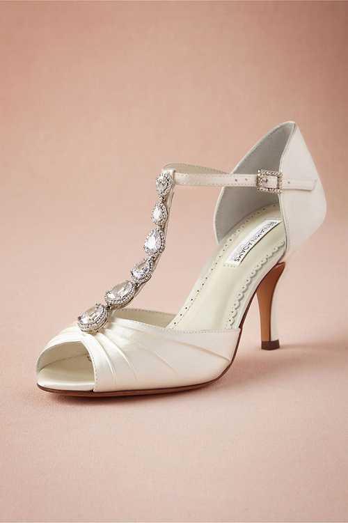 مدل های جدید و شیک کفش عروس