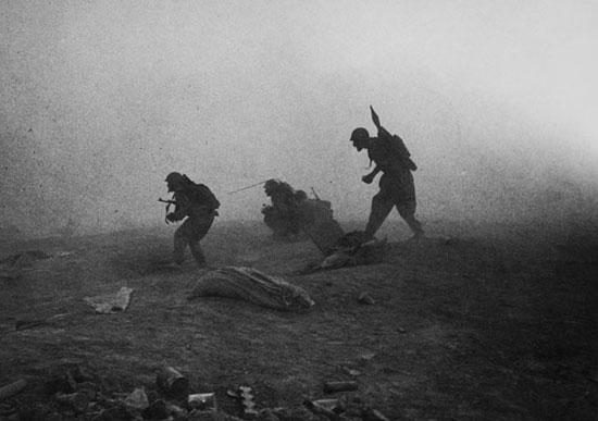 عکس های دیدنی از طولانی ترین نبرد قرن گذشته