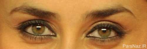 بازیگران مشهور بالیوودی را از روی چشمانش حدس بزنید + عکس