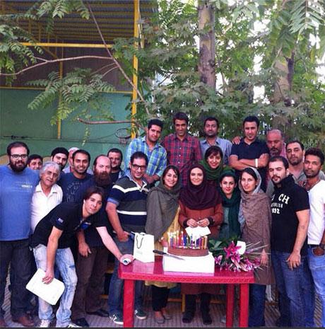 عکس های دیدنی از جشن تولد 34 سالگی لیندا کیانی