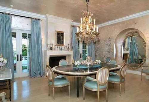 دکوراسیون لوکس خانه ازی آزبرن خواننده مشهور