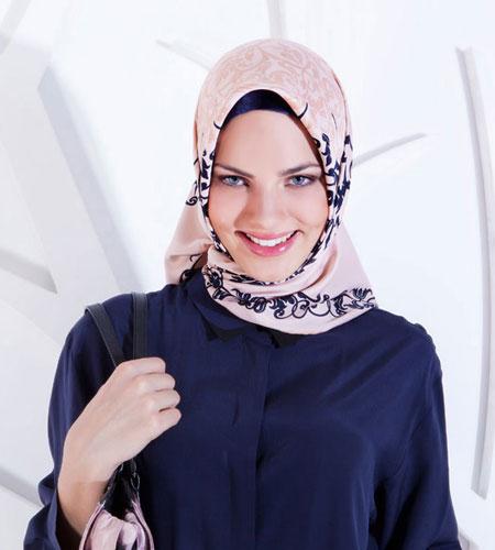 مدل های شیک و جدید شال و روسری برند ترکیه