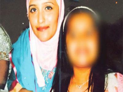 دختری که به خاطر ازدواج با داعشی ها فرار کرد + عکس