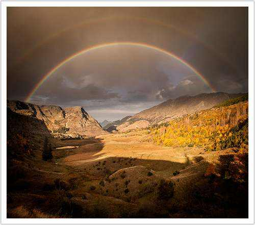 زیباترین عکس های طبیعت شگفت انگیز نیوزیلند