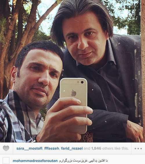 عکس های دیدنی و ناب از چهره ها در شبکههای اجتماعی