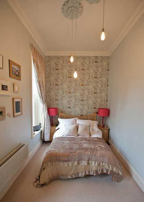 تكنیكهای هوشمندانه چیدمان اتاق خواب های کوچک