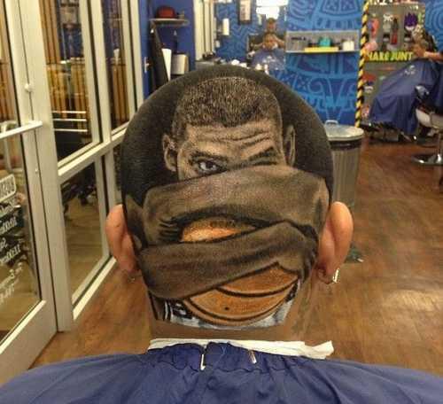 جالب و عجیب و غریب ترین نوع اصلاح موی سر + عکس