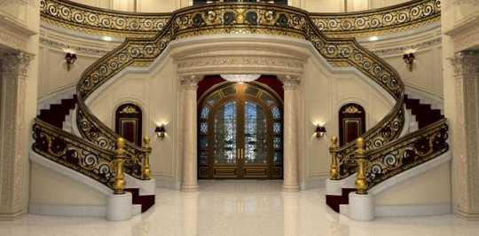 فروش گران ترین خانه ایالات متحده امریکا + عکس