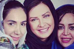 عکس های ستارگان و چهره های ایرانی در شبکه های اجتماعی