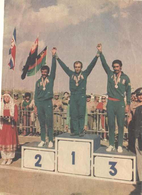 خاطرات به یاد ماندنی از میزبانی 40 سال پیش ایران