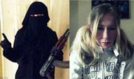 خبر داغ پیوستن خواننده زن مشهور به داعش + عکس