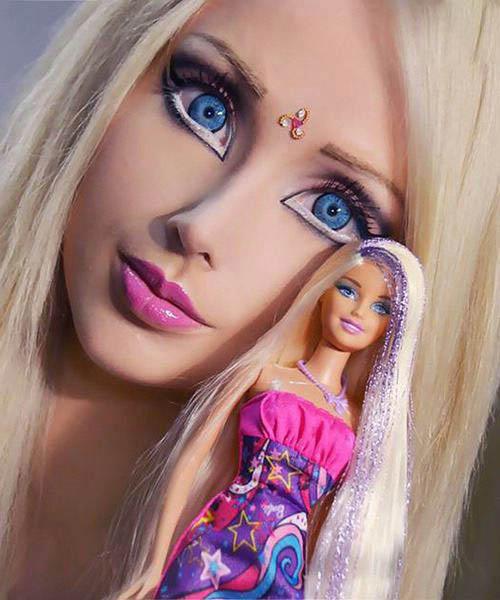 عکس های دیدنی و مهیج دختران و پسران عروسکی.دختران و پسران عروسکی (عکس).عروسک باربی+عکس