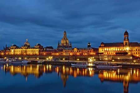 رونمایی زیباترین شهر در کل جهان + عکس