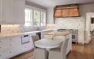نگاهی بر دکوراسیون آشپزخانه تیلور سوئیفت خواننده مشهور