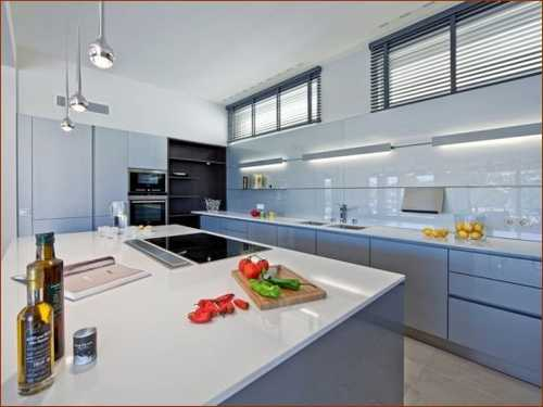 مدل های دیدنی دکوراسیون آشپزخانه مدرن