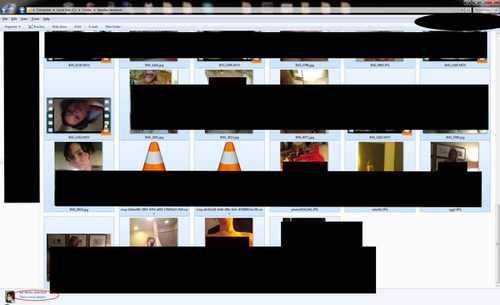 خبر جنجالی انتشار عکس های لخت جنیفر لارنس در اینترنت