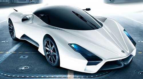 رونمایی پرسرعت ترین خودروهای دنیا + عکس