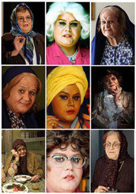 تنها بازیگر مرد سینمای دنیا که تاکنون چهار نقش زن بازی کرده