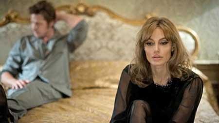 خبر داغ و جنجالی فیلم مشترک آنجلینا جولی و برد پیت + عکس