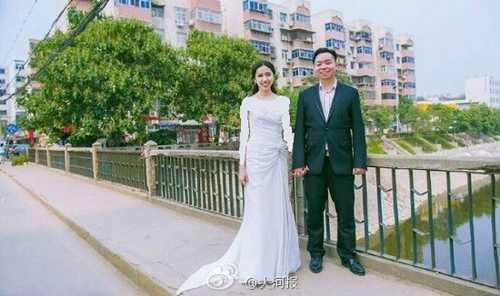 ازدواج عجیب و رمانتیک دو جوان پس از 18 سال + عکس