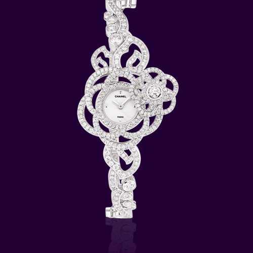 عکس های زیبا از ساعت های طلا و الماس