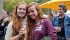 گردهمایی دیدنی موقرمزهای جهان در هلند + عکس