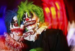 رونمایی جشنواره هیولا و موجودات ترسناک در آلمان