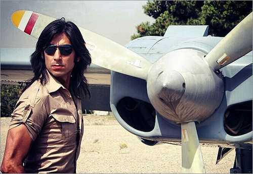 نظر مجید انصاری مدل معروف ایرانی در مورد شغل مدلینگ
