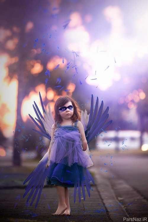 دختر متفاوت و خاصی که با کارهایش معلولیت خود را پنهان کرد