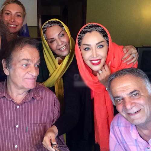 سری جدید تک عکس های بازیگران مشهور زن ایرانی