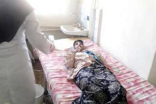 خبر جنجالی سقوط ۳۰ زن به چاه فاضلاب در عروسی + عکس
