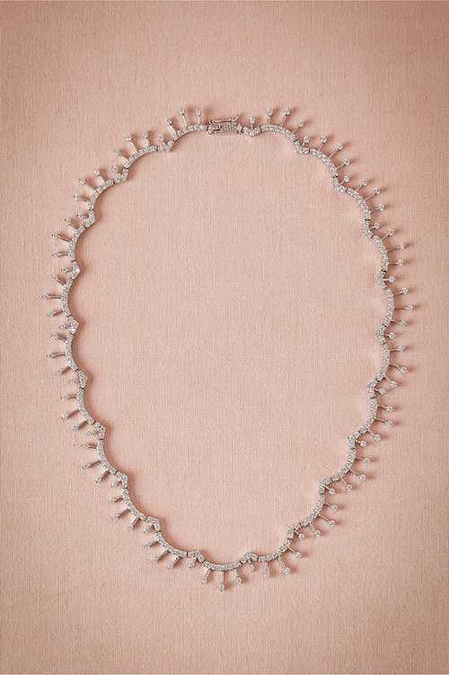 جدیدترین و زیباترین مدل های گردنبند عروس