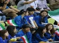 دختران و پسران کره ای عاشق والیبال ایران + عکس