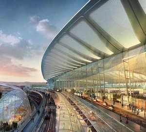 معرفی برترین فرودگاههای دنیا در 2014 + عکس