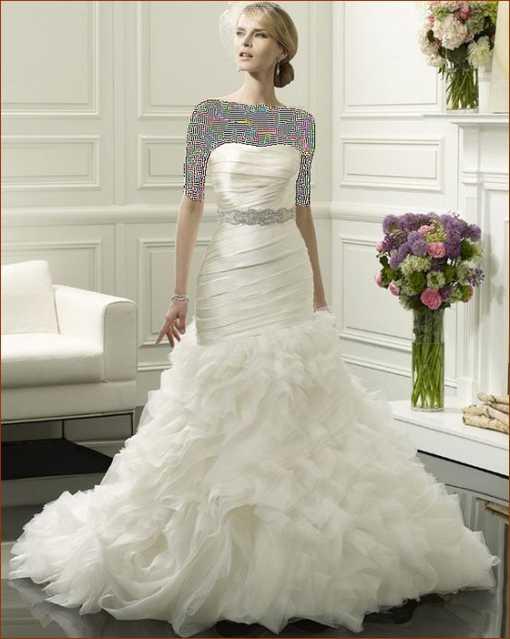 شیک ترین مدل لباس عروس های اروپای و ایتالیایی