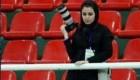 توجه رسانه های خارجی به خبرنگار زن محجبه ایرانی + عکس