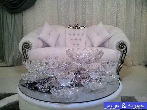 ایده های جالب و مدرن برای چیدمان جهیزیه عروس
