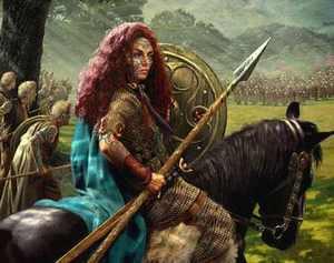 معرفی زنان جنگاور مشهور تاریخ جهان + عکس