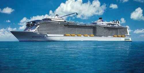 رونمایی لوکس ترین کشتی مسافرتی دنیا + عکس