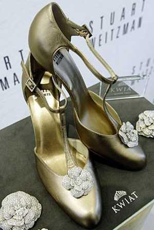 عکس هایی از گران ترین کفش های دنیا