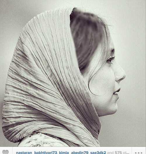 سری جدید و تک عکس  چهره ها در شبکههای اجتماعی
